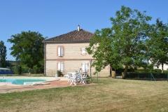 La Grange Martissan - piscine extérieure