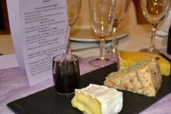 Présentation fromage